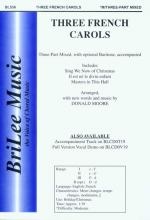 Three French Carols Sheet Music