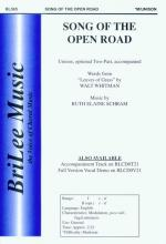 Song Of The Open Road Sheet Music