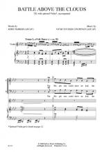 Battle Above The Clouds Sheet Music