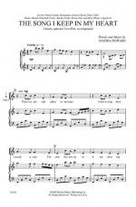 The Song I Keep In My Heart Sheet Music