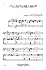 Cold December's Winds Sheet Music