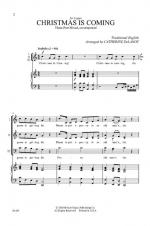 Christmas Is Coming Sheet Music