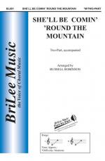 She'll Be Comin' Round The Mountain - OCTAVO Sheet Music