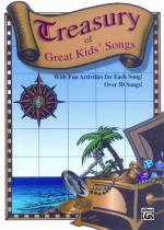 Treasury of Great Kids' Songs - Book Sheet Music