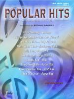 The Popular Hits Collection - Book Sheet Music