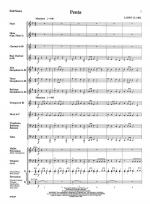 Penta - SCORE AND PART(S) Sheet Music