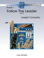 Follow The Leader - March Sheet Music