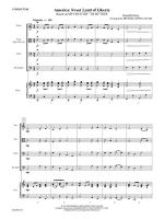 America: Sweet Land of Liberty - Conductor Score & Parts Sheet Music