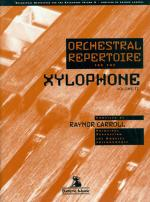Orchestral Repertoire For The Xylophone Volume 2 Sheet Music