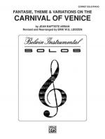 Carnival Of Venice: Fantasie, Theme And Variations - Part(s) Sheet Music