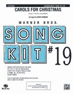 Carols for Christmas: Song Kit #19 - Choral Octavo Sheet Music