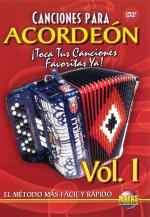 Canciones para Acordebn Vol. 1 ( Sheet Music