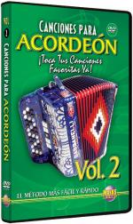 Canciones para Acordebn Vol. 2 ( Sheet Music