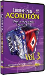 Canciones para Acordebn Vol. 3 ( Sheet Music