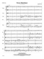 Danse Diabolique - FULL SCORE - LARGE Sheet Music