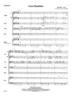 Gesu Bambino - FULL SCORE - LARGE Sheet Music