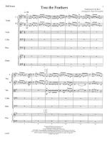 Toss The Feathers - SCORE AND PART(S) Sheet Music