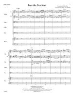 Toss The Feathers - FULL SCORE - LARGE Sheet Music