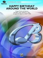Happy Birthday Around the World - Conductor Score & Parts Sheet Music