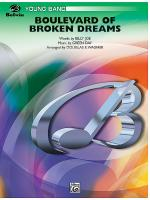 Boulevard of Broken Dreams - Conductor Score & Parts Sheet Music
