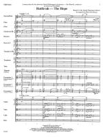 Hatikvah - The Hope - SCORE AND PART(S) Sheet Music