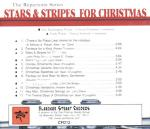 Stars And Stripes For Christmas CD - AUDIO CD Sheet Music