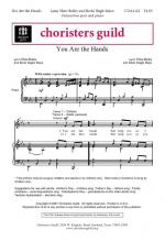 You Are The Hands Sheet Music Sheet Music