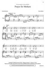 Prayer For Mothers Sheet Music Sheet Music
