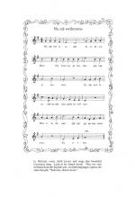 Welcome, Dearest Jesus Sheet Music Sheet Music