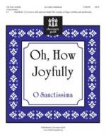 Oh, How Joyfully O Sanctissima Sheet Music