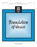 Foundation Of Grace Sheet Music