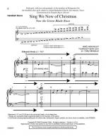 Sing We Now Of Christmas (Now The Green Blade Rises) - Handbell Part Sheet Music