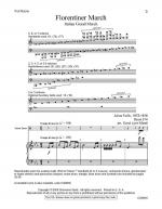 Florentiner March - Full Score And Parts Sheet Music
