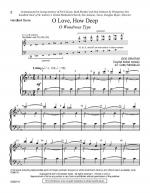 O Love, How Deep - Full Score And Instrumental Parts O Wondrous Type Sheet Music