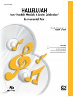 Hallelujah from Handel's Messiah: A Soulful Celebration - Instrumental Parts Sheet Music