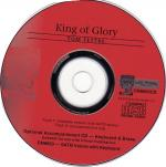 King Of Glory - AUDIO CD Sheet Music