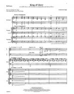 King Of Glory - SCORE AND PART(S) Sheet Music