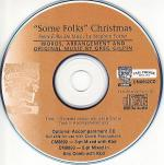 Some Folks Christmas - AUDIO CD Sheet Music