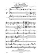 All Night, All Day - PIANO REDUCTION/VOCAL SCORE Sheet Music