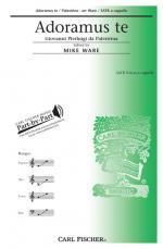 Adoramus Te - OCTAVO Sheet Music