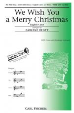 We Wish You A Merry Christmas - OCTAVO Sheet Music
