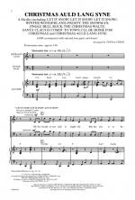 Christmas Auld Lang Syne (A Medley) Sheet Music (Featuring: Let It Snow! Let It Snow! Let It Snow! / Sheet Music