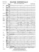Danse Infernale - Conductor Score & Parts Sheet Music