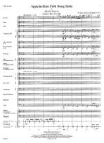 Appalachian Folk Song Suite - SCORE AND PART(S) Sheet Music