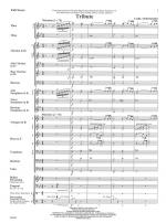 Tribute - SCORE AND PART(S) Sheet Music