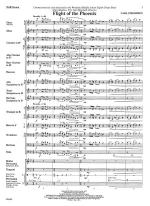 Flight Of The Phoenix - SCORE - PERFORMANCE Sheet Music