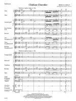 Chicken Chowder - SCORE AND PART(S) Sheet Music