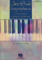 Hal Leonard Jazz Etude Inspirations Sheet Music