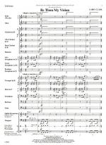 Be Thou My Vision - FULL SCORE - LARGE Sheet Music