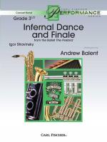 Infernal Dance And Finale (Fro Sheet Music
